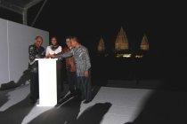 世界遺産「プランバナン寺院遺跡群 LEDライトアップの瞬間