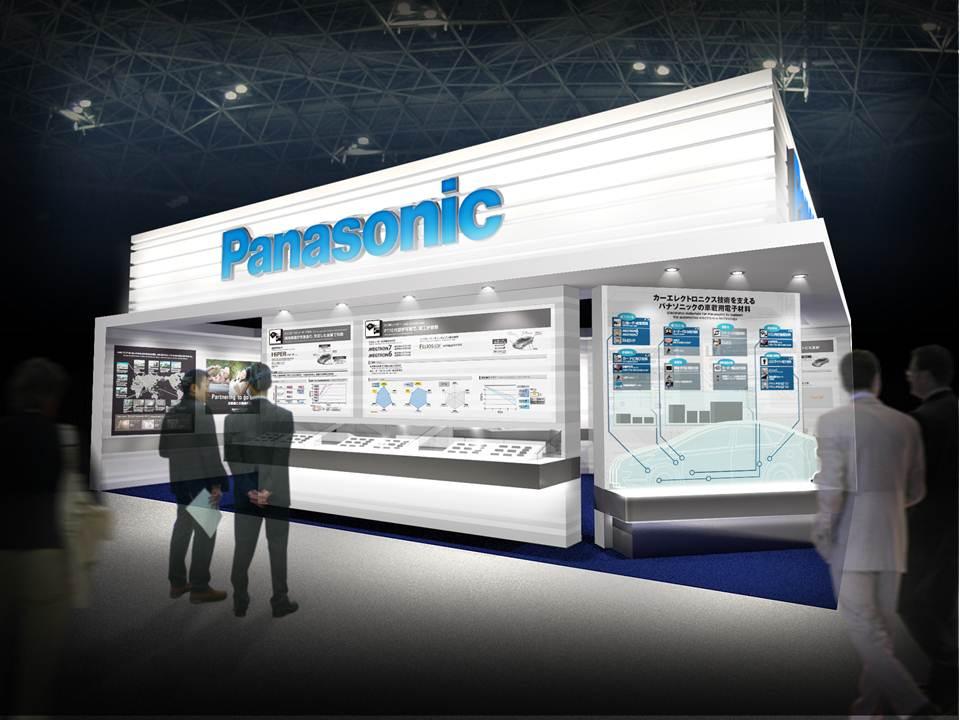 「ネプコン ジャパン2015~第16回 プリント配線板 EXPO~」パナソニックブース(イメージ)