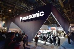 CES2015 パナソニックブース外観