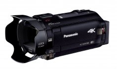 「4K30p対応」&「ワイプ撮り」 HC-WX970M(ブラック)