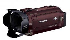 「4K30p対応」&「ワイプ撮り」 HC-WX970M(ブラウン)