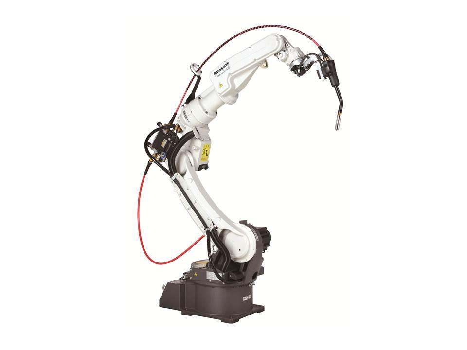 アーク溶接用ロボットマニピュレーター TMシリーズ(ミドルアームタイプ TM-1600)