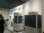 CO2冷媒採用 ノンフロン冷凍機システム