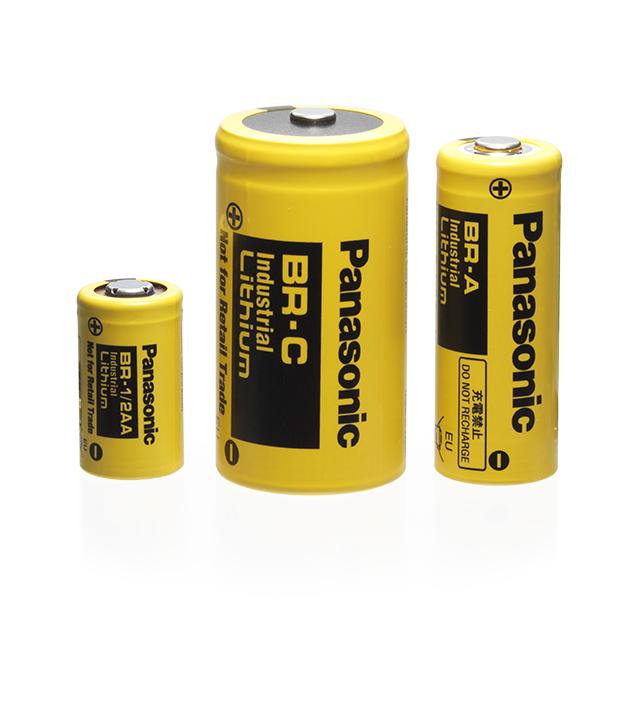 「はやぶさ2」に搭載されているBR系円筒形リチウム一次電池