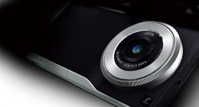 新開発LEICA DC ELMARIT(エルマリート)レンズ搭載で、一眼クォリティでの撮影を可能に