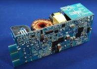 出展商品例「400W電源デモボード」