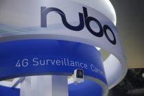 4G監視カメラ「Nubo」