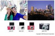 LUMIXの新製品で、自分撮りや夜景撮影にチャレンジしてみませんか?