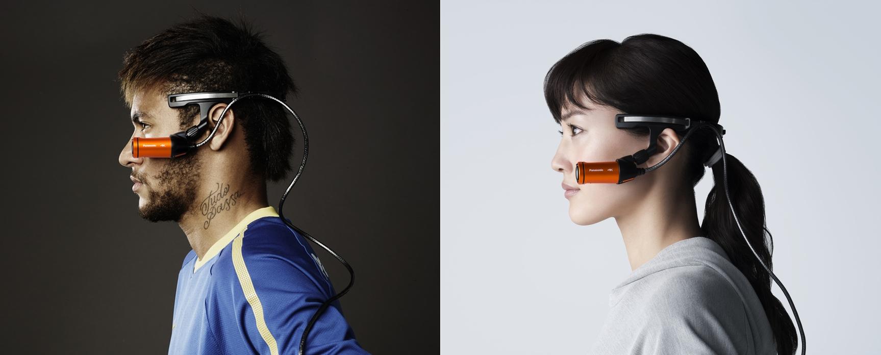 ネイマールJr.、綾瀬はるかはその目で何を見るのか。4K A500目線ムービー公開