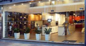 パナソニックの香港における大手代理店、信興電器貿易が住宅設備機器のショウルームをオープン(外観)