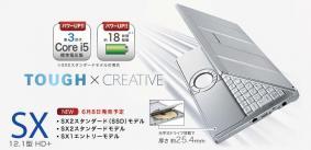 レッツノートSXシリーズ