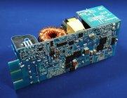 パナソニックの出展商品例 GaNパワーデバイスを用いた「400W電源デモボード」