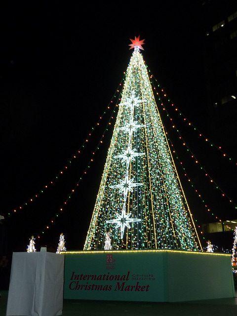 TWIN21 インターナショナルクリスマスマーケット