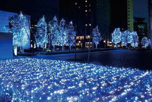 パナソニックセンター東京LEDイルミネーションストリート