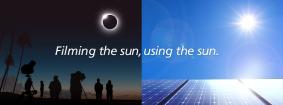 パナソニックが太陽光発電だけで皆既日食をオーストラリアからライブ中継!