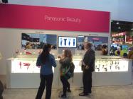 CES 2013でのPanasonic Beautyコーナー