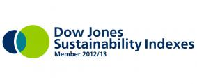 """Dow Jones Sustainability World Indexes""に8年連続採用"