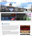 パナソニックのオリンピック スペシャルWebサイト