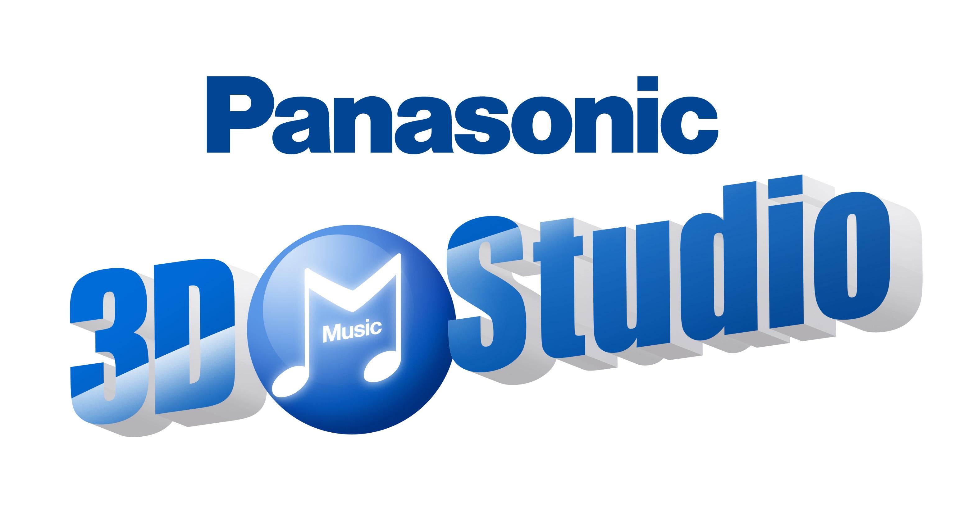 Panasonic 3D Music Studio