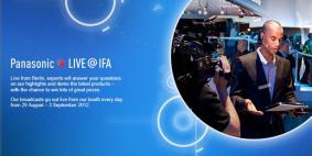 パナソニック、 ドイツ・ベルリンで開催される欧州最大規模の民生機器展「IFA2012」に出展
