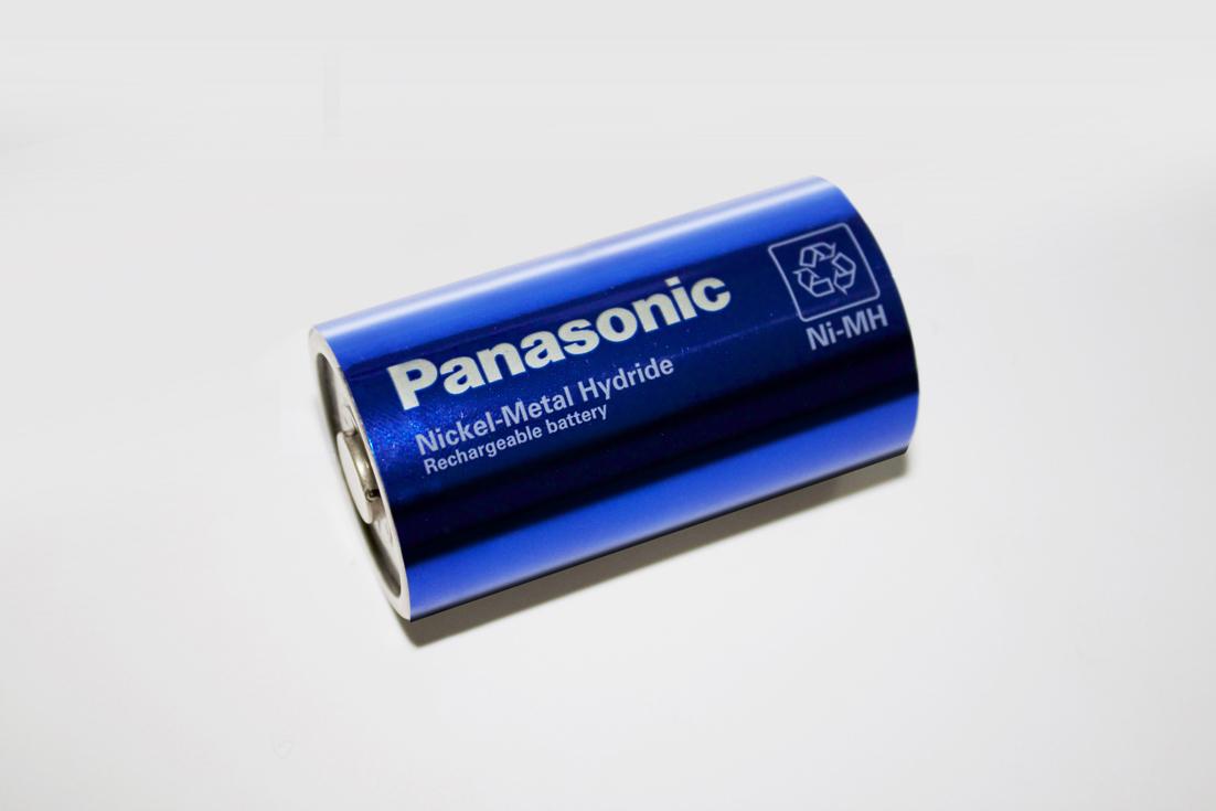 車載用ニッケル水素電池セル
