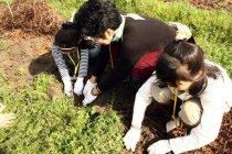 地球の未来を担う子どもたちを育むプロジェクト第2弾「環境学習プログラムinやしろの森」を開催!