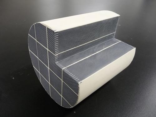 パナソニックのディーゼル排ガス浄化用触媒