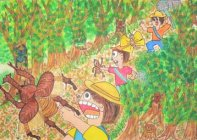 第4回(2009年度)「ぼく・わたしの町の残したい自然環境」最優秀賞