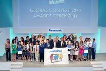 「パナソニックKWNグローバルコンテスト2010」表彰式の様子