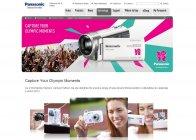 Panasonic UK Website