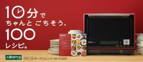 スチームオーブンレンジ NE-R3400