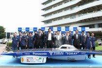 東海大ソーラーカーチームとサポート企業