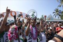 GOAL! Panasonic EVOLTA Triathlon in Hawaii