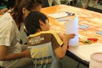親子LED工作教室 過去の開催の様子
