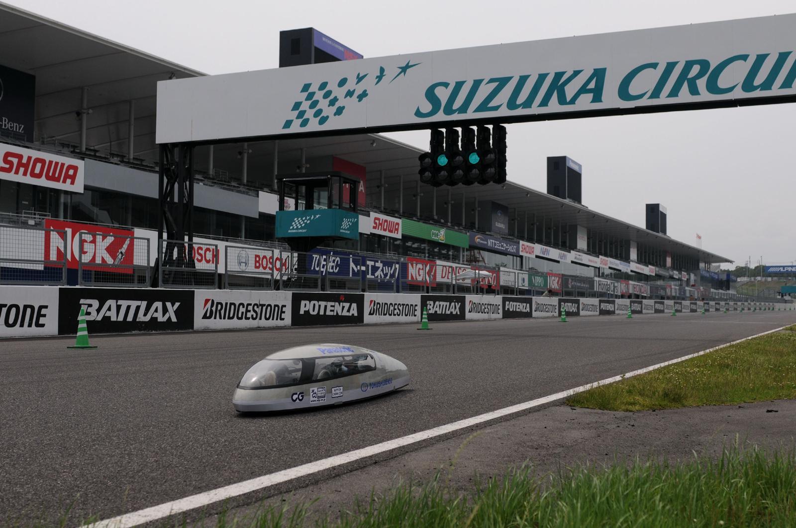 2011 Ene-1 GP SUZUKAの様子