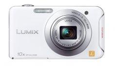 コンパクトデジタルカメラ LUMIX DMC-SZ5