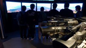 「デジタルコンテンツEXPO2012」での展示の様子1