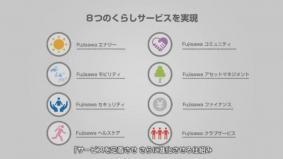 8つのくらしサービス (1分40秒)