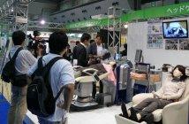 Japan Robot Weekでのパナソニックブース