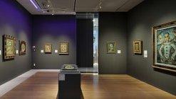 「ジョルジュ ルオー I ラブ CIRCUS」 展示風景