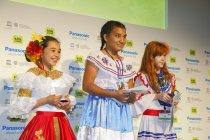 エコ絵日記コンテストの表彰