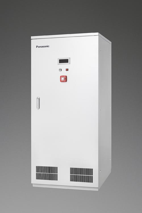 【公共・産業用】リチウムイオン蓄電システム