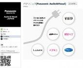 Facebookページ「パナソニック(Panasonic Audio&Visual)」開設