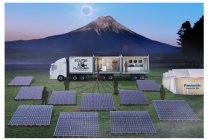 太陽光発電の電力のみで「金環日食」を富士山頂からライブ中継