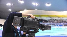 パナソニックの放送用3Dカメラ
