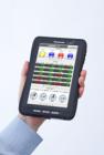 現場に持ち出せる業務用タブレット端末「BizPad」で、ビッグデータの活用を