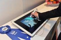 ペン入力も可能な「4Kタブレット」
