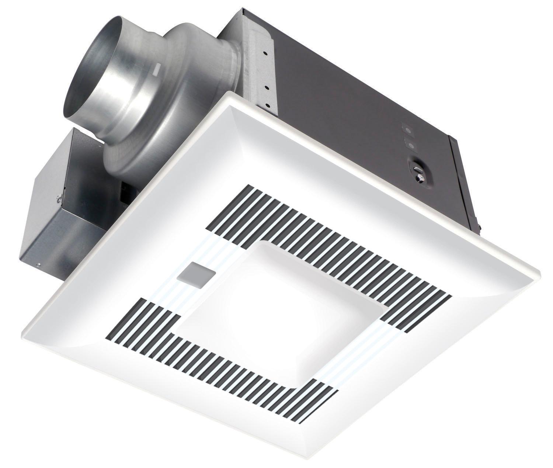 北米向け天井埋込換気扇FV-08VKML3(DC照明付換気扇)