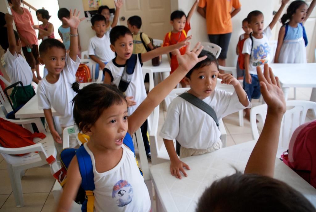 日本とフィリピンの子どもの参加促進のための基盤強化に取り組んだ「アジア日本相互交流センター」