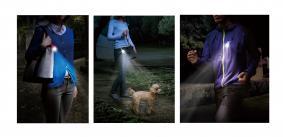LEDクリップライトの使用イメージ